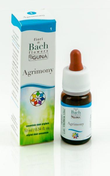 AGRIMONY - Armonia / Apertura