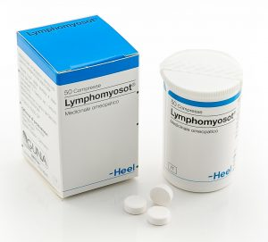 LYMPHOMYOSOT (COMPRESSE)