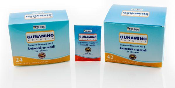 GUNAMINO FORMULA (BUSTINE)
