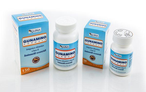 GUNAMINO FORMULA (COMPRESSE)